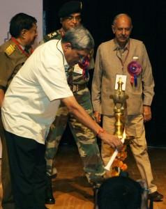 defence minister manohar parrikar