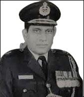 Air Marshal R C Bajpai, PVSM, AVSM. (Retd.)