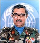Lieutenant General Satish Nambiar , PVSM ,AVSM ,Vr C. (Retd.)