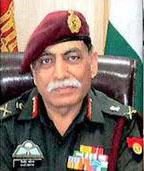 Lieutenant General Vinod Bhatia, PVSM, AVSM, SM. ( Retd .)