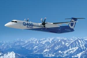 Bombardier's Q400