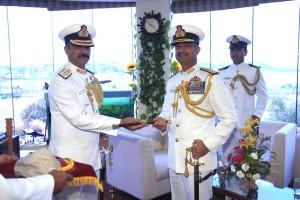 Rear Admiral Puneet Kumar Bahl