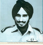 air warriors Nirmal Jit Singh Sekhon