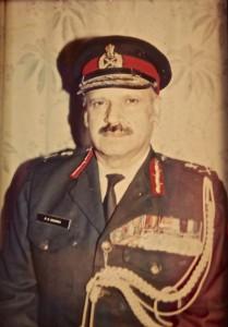 Lieutenant General NR Khanna ,PVSM. (Retd.)