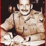 Field Marshal Shamsherji Hormusji Framji Jamshedji