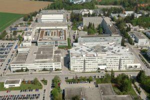 Airbus D&S Ottobrunn- An aerial view