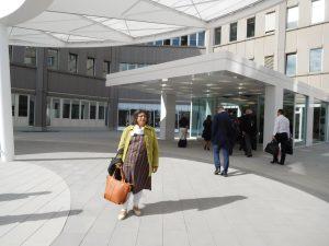 ADU at the Airbus TMB-2016 venue in Munich