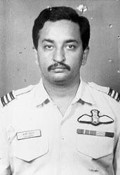 Kargil martyr Squadron Leader Ajay Ahuja