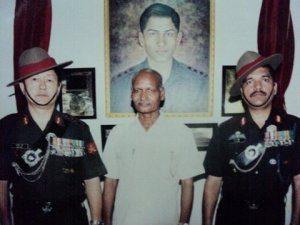 Captain Manoj Kumar Pandey, PVC