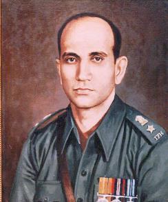 Lieutenant Colonel Ardeshir Burzarji Tarapore