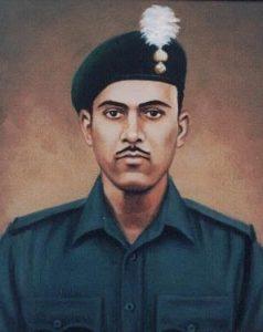 Company Quarter Master Havildar Abdul Hamid