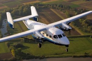 The M28 short takeoff and landing airplane is a candidate for regional connectivity between Indian's Tier II and III cities. The aircraft is built in Poland by PZL Mielec, which is owned by Sikorsky, a Lockheed Martin company.