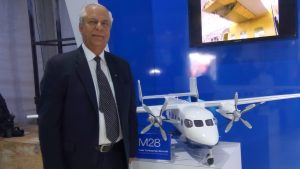 Sikorsky confident of M28 being just the choice for India