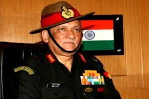 Lt. General Bipin Rawat - Army Chief
