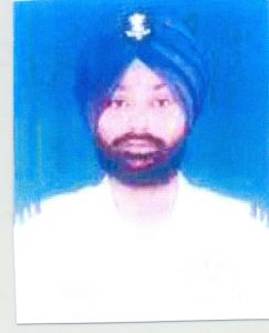 Wing Commander  Sukhwinder Singh Multani