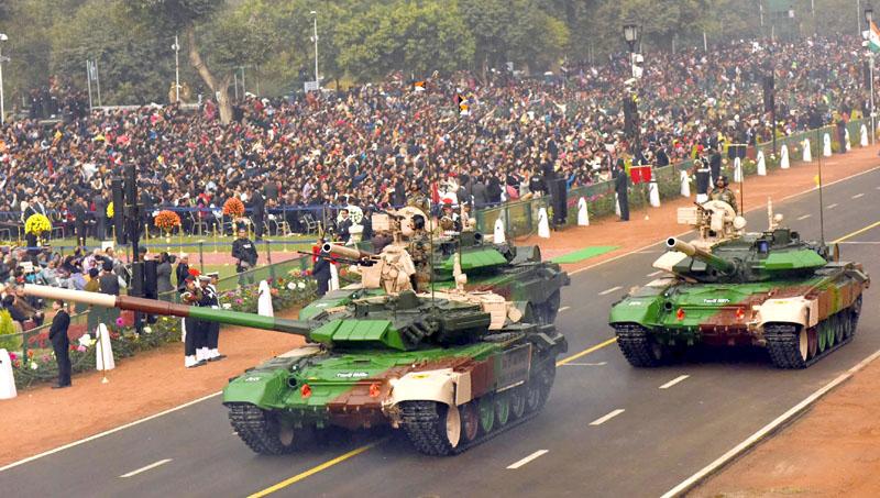 Tank T- 90 (Bhishma)