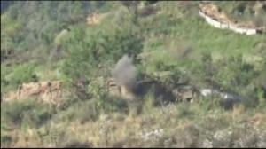 Indian Army destroys Pakistan's posts