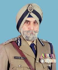 Super cop KPS Gill who crushed the Khalistan movement