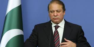 Nawaz Sharief the just removed from power Prime Minister of Pakistan