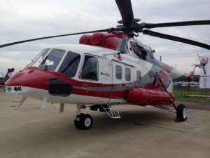 Russian Helicopters gets type certificate for medium utility Mi-171A2 helicopter in a convertible configuration from the Federal Air Transport Agency of the Russian Federation (Rosaviatsia).
