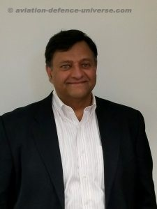 Sanjay Sharma, Vice President & General Manager, Packaging & Composites at Honeywell