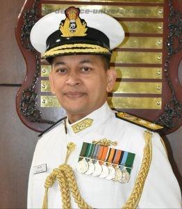 Rear Admiral Sanjay Roye