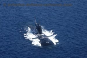 Indian Navy's submarines