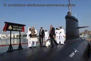Prime Minister, Narendra Modi, INS Kalvari