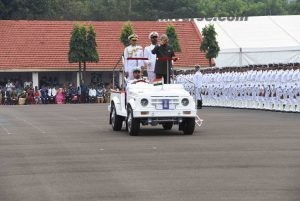 President of India and the Supreme Commander of Indian Armed Forces
