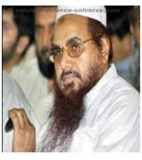 Hafiz Saeed Chief of Jammat-ud-Dawa