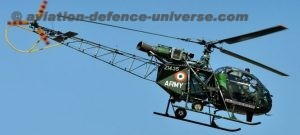The 'Cheetal' helicopter