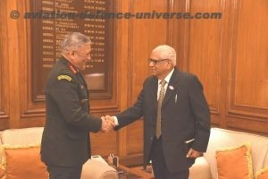 Indian Army Chief General Bipin Rawat, UYSM, AVSM, YSM, SM In An Exclusive Interview To ADU
