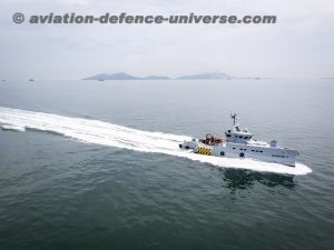 Fourth Damen 3307 Patrol Vessel