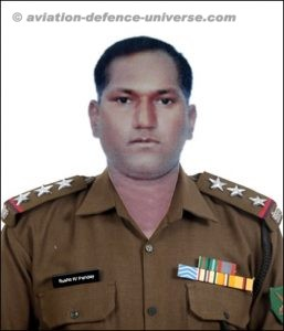 POLICE MEDAL FOR GALLANTRY (PMG) : Inspector Sushil Kumar Pandey