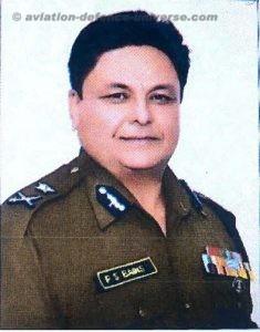Sh. Parvinder Singh Bains, Inspector General