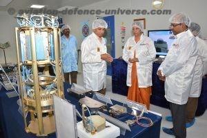 Minister of Defence Nirmala Sitharaman Visits Bharat Electronics Ltd