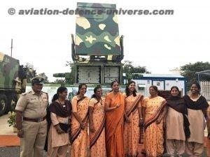 Minister of Defence Nirmala Sitharaman Visits BEL