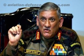 Chief of the Army Staff General Bipin Rawat