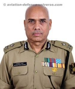 Sh. Indradyumn Sharma, Inspector General