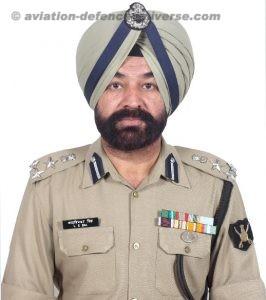Sh. Lakhwinder Singh Bal, DIG