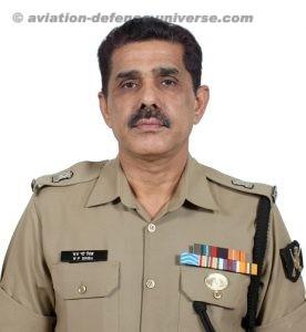 Sh. Narendra Pal Singh, Deputy Commandant