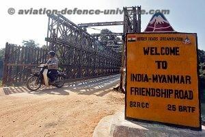 Indian Myanmar Friendship Road