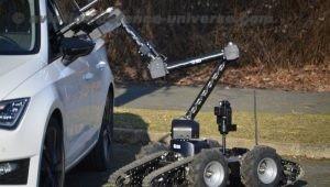 ECA Groups Unmanned Ground Vehicles (UGVs)