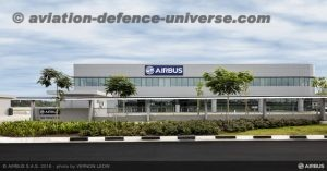 Airbus Headquater