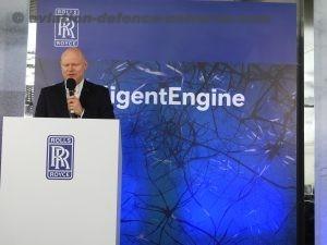 Dominic Horwood, Rolls-Royce director