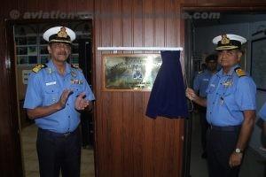 ear Admiral RJ Nadkarni, VSM, Chief of Staff