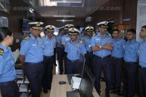 Rear Admiral RJ Nadkarni, VSM, Chief of Staff, Headquarters, Southern Naval Command