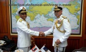 Vice Admiral SV Bhokare, AVSM, YSM, NM