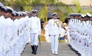 Vice Admiral RB Pandit, AVSM