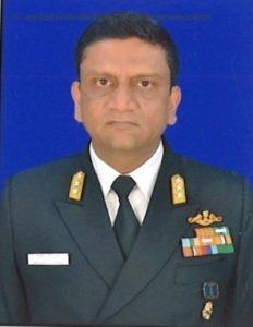 RAdm Shishir C Verma, VSM